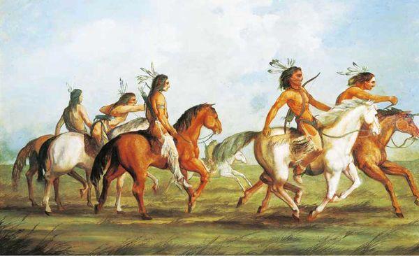 奥兰达部落